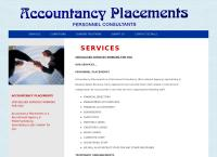 Accountancy Placements's website