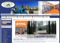 Benoni Farmers' Supply (Pty) Ltd t/a Farmers' Supply's website