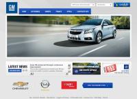 Delta Motor Corporation (Pty) Ltd's website