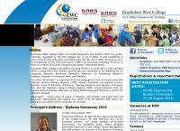 Kempton College's website