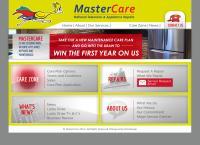 Mastercare's website