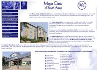 Mayo Clinic's website