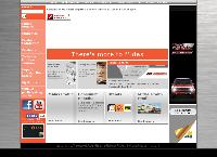 Midas Parts Centre's website