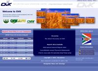 Oos Vrystaat Kaap Operations Limited's website