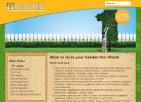 Stodels Nurseries (Pty) Ltd's website
