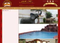 Avkhom Hotel's website
