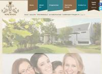 Iht Hotel School's website