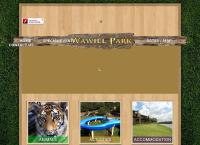 Wawielpark Holiday Resort's website