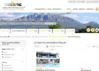Ambiance Suites's website