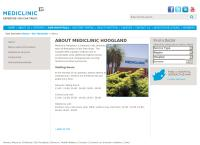 Hoogland Medi-Clinic's website