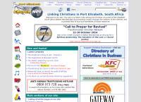 P.e. Church Net's website