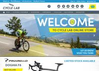 Cycle Lab (Cape Town)'s website