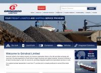 Grindrod Limited's website