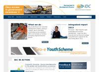 The Idc's website