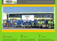 Midbank Thembalethu's website