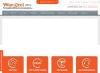 Wanatel Technologies's website