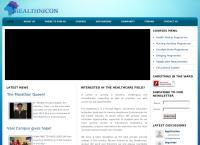 Healthnicon's website