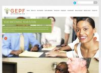 Government Employees Pension Fund's website