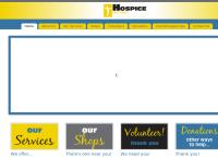 Hospice East Rand's website