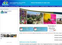 Echo Foundation's website