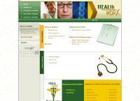Health-Worx's website