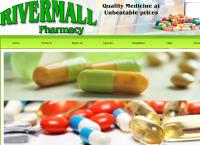 Rivermall Pharmacy's website