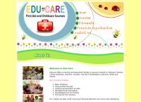 Educare's website