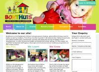 Bonthuis Crèche Cum Nursery School's website
