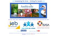 Ambleside School of Hout Bay's website