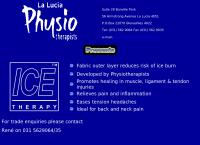 La Lucia Physiotherapists's website