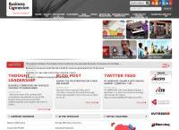 Business Connexion's website