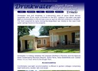 Drinkwater Bed and Breakfast's website