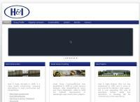 Haw & Inglis Civil Engineering (Pty) Ltd's website