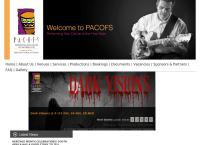 Pacofs's website