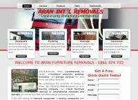 Aran International's website