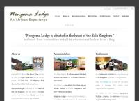 Nongoma Lodge's website