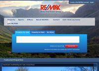 RE/Max Gateway's website