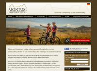 Montusi Mountain Lodge's website