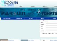 Motor King and Marine's website