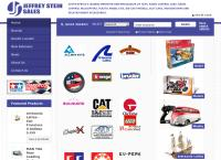 Jeffrey Stein Sales (Pty) Ltd's website