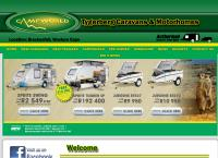 Tygerberg Caravans and Campworld's website