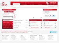 Absa Bank, Alberton's website