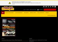 Autostyle Motorsport's website