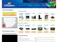 Cash Crusaders's website