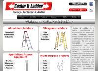 Castor & Ladder's website