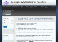 Computer Wholesalers SA Limited's website