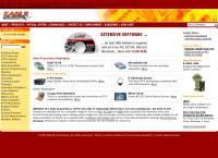 Eagle Technology's website