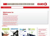 Ellies Electronics's website