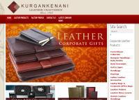 Kurgan Kenani Leather's website
