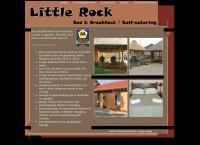 Little Rock Guest House's website